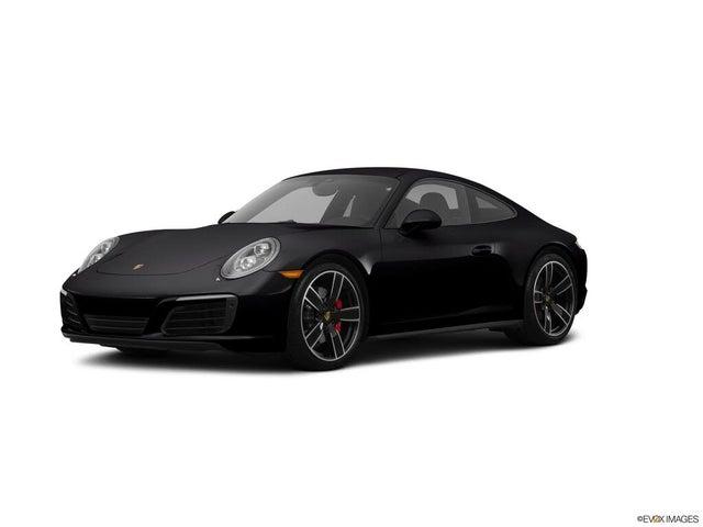 2018 Porsche 911 Carrera 4S Coupe AWD