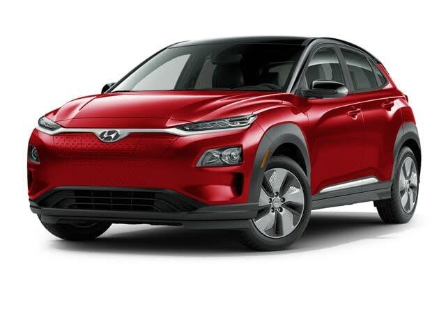 2021 Hyundai Kona Electric SEL FWD