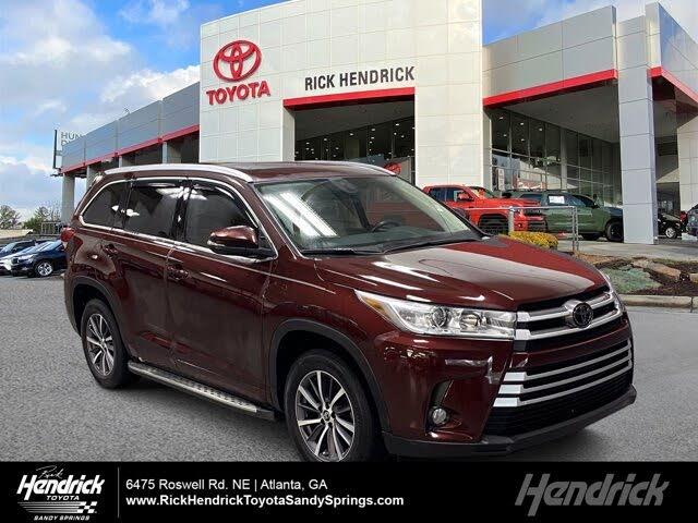 2018 Toyota Highlander XLE