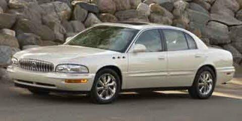 2004 Buick Park Avenue Ultra FWD