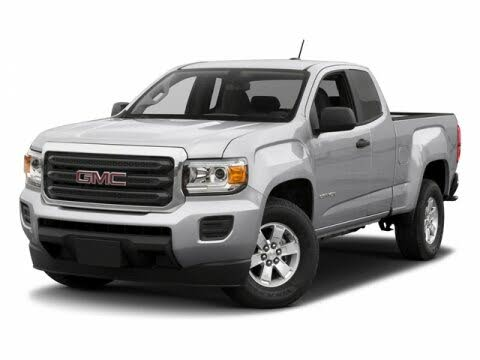 2018 GMC Canyon SLE Extended Cab 4WD
