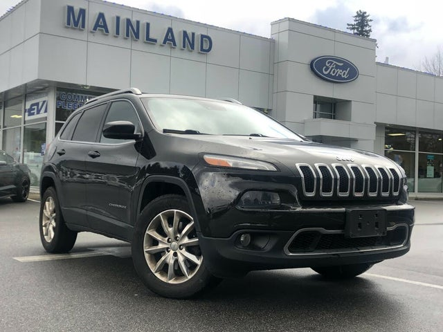 2014 Jeep Cherokee Limited 4WD