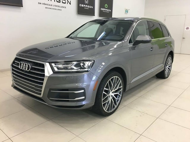 2018 Audi Q7 3.0T quattro Progressiv AWD