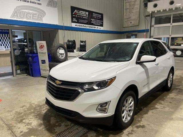 2018 Chevrolet Equinox 1.5T LT AWD