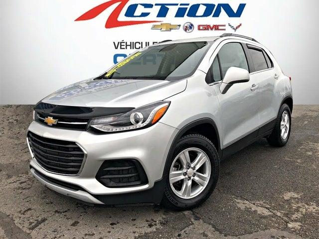 2018 Chevrolet Trax LT FWD
