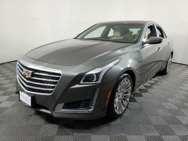 2017 Cadillac CTS 2.0T Luxury RWD