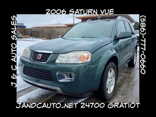 2006 Saturn VUE Base V6