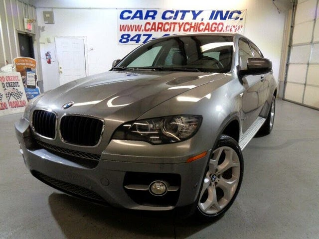 2011 BMW X6 xDrive35i AWD
