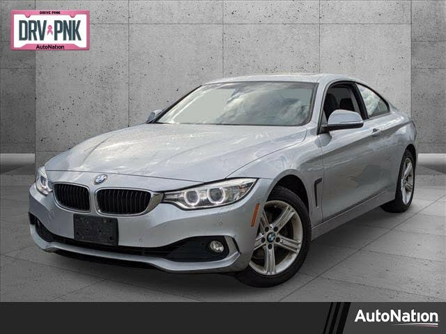 2015 BMW 4 Series 428i xDrive Coupe AWD