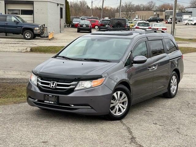 2015 Honda Odyssey EX-L FWD with Navigation