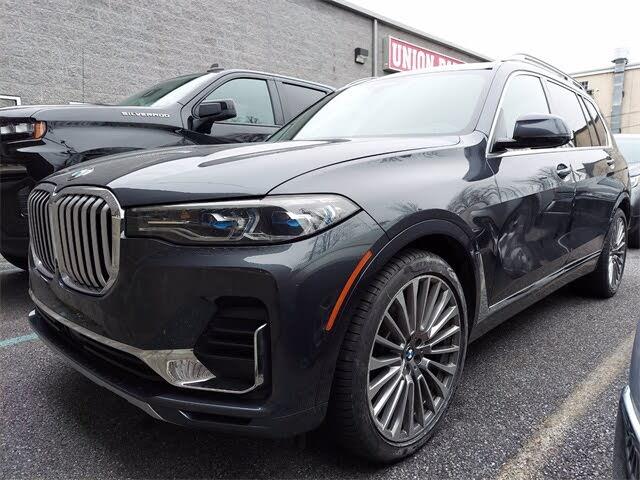 2019 BMW X7 xDrive50i AWD
