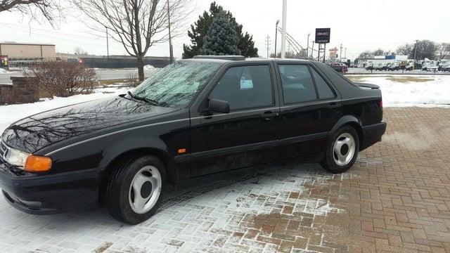 1995 Saab 9000 4 Dr Aero Turbo Hatchback