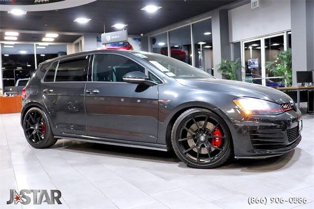 2017 Volkswagen GTI 2.0T Sport 4-Door FWD