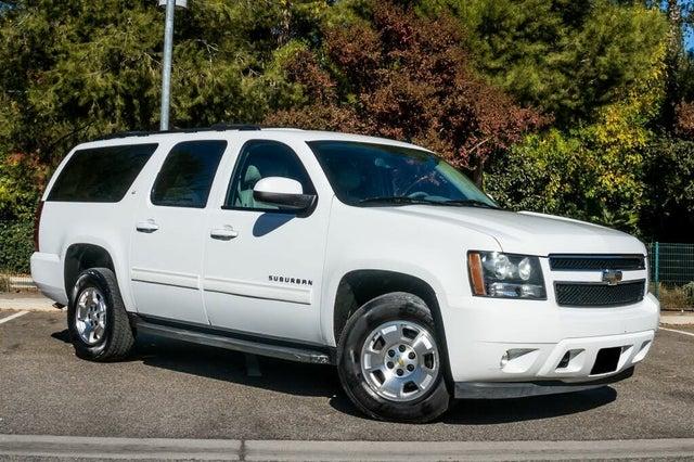 2011 Chevrolet Suburban 1500 LT 4WD