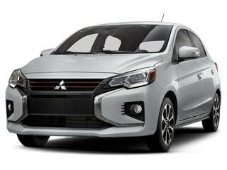 2021 Mitsubishi Mirage ES FWD