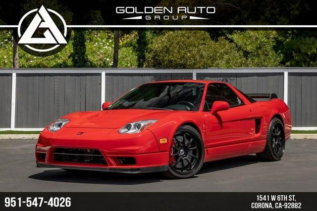 2004 Acura NSX RWD