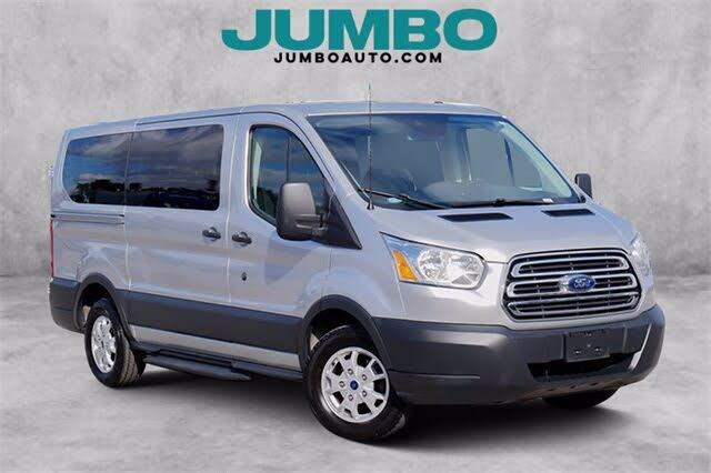 2016 Ford Transit Passenger 150 XLT Low Roof RWD with Sliding Passenger-Side Door