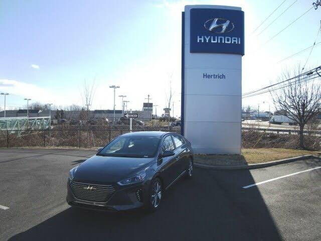 2019 Hyundai Ioniq Hybrid Limited FWD