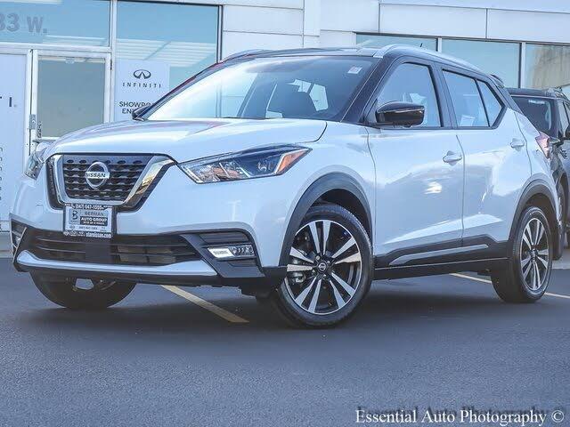 2020 Nissan Kicks SR FWD