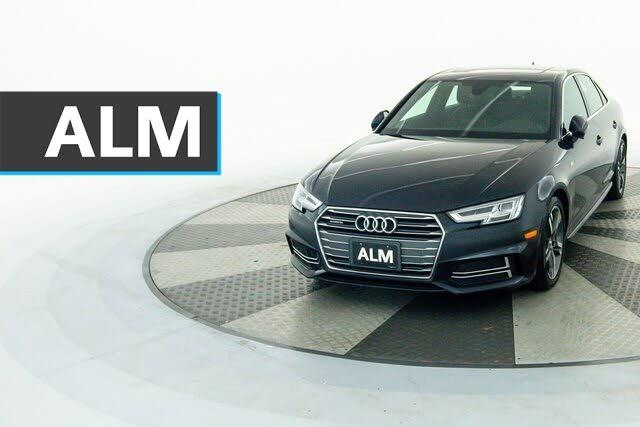 2017 Audi A4 2.0T quattro Premium Plus AWD