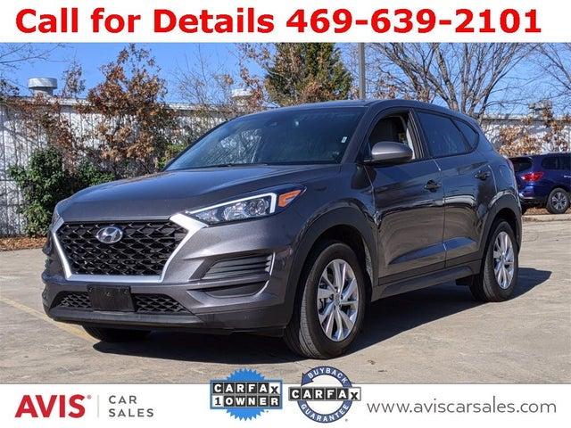 2020 Hyundai Tucson SE AWD