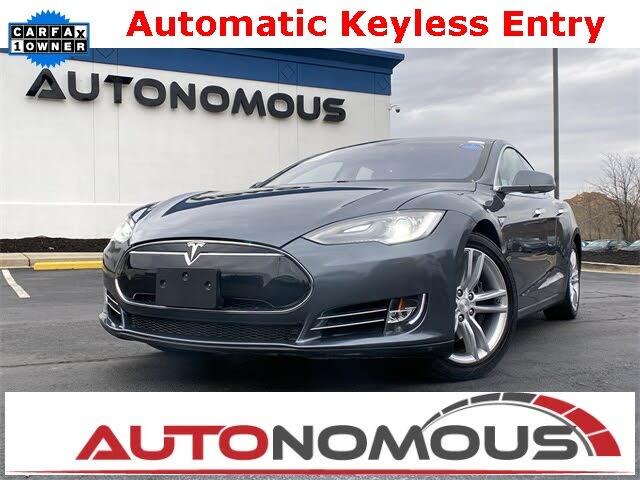 2013 Tesla Model S 85 RWD