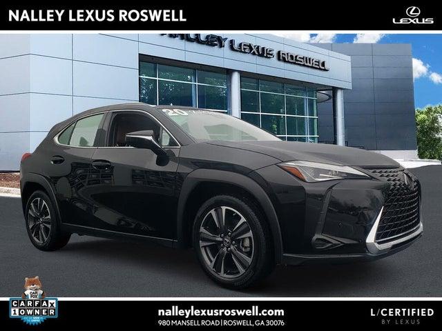2020 Lexus UX 200 F Sport FWD