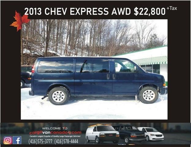 2013 Chevrolet Express 1500 LS AWD