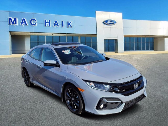 2020 Honda Civic Hatchback EX FWD