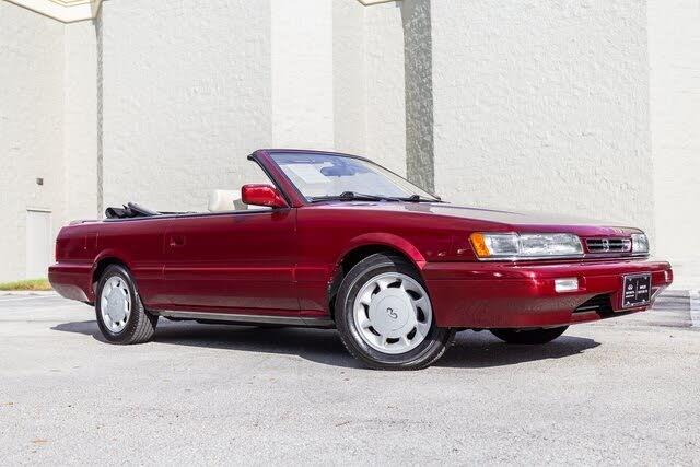 1991 INFINITI M30 Convertible RWD