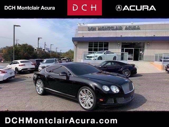2014 Bentley Continental GT Speed AWD