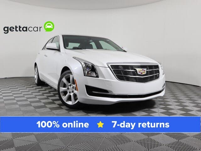 2015 Cadillac ATS 2.0T AWD