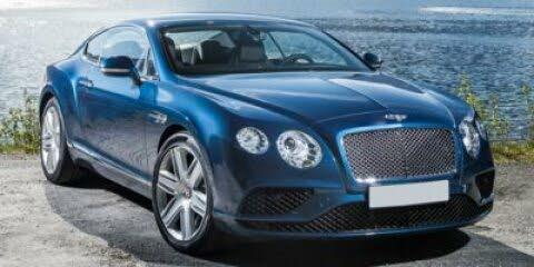2016 Bentley Continental GT V8 AWD