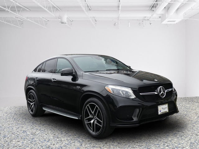 2019 Mercedes-Benz GLE-Class GLE AMG 43 4MATIC Coupe AWD
