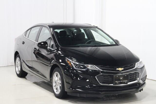 2018 Chevrolet Cruze LT Sedan FWD