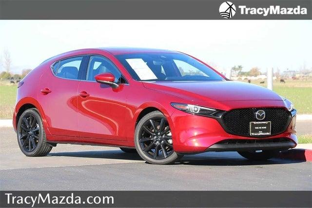 2020 Mazda MAZDA3 Premium Hatchback FWD