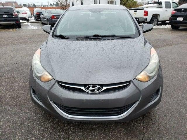 2011 Hyundai Elantra GL Sedan FWD