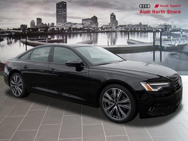 2021 Audi A6 2.0T quattro Premium Plus Sedan AWD