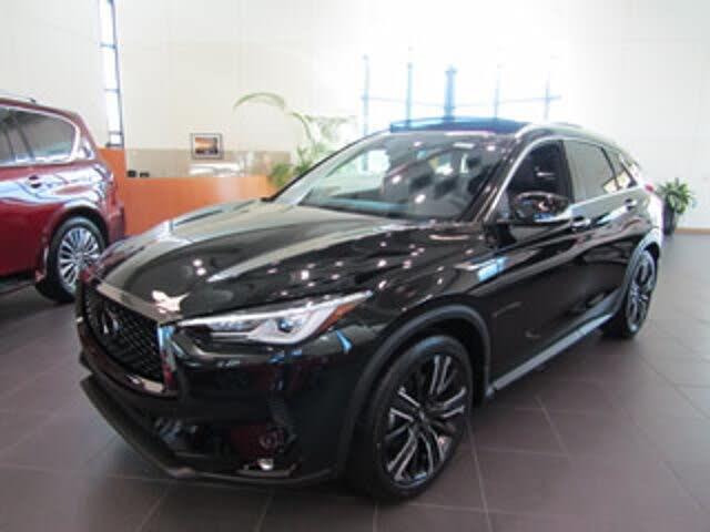 2021 INFINITI QX50 Luxe FWD