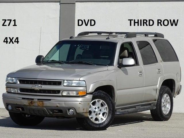 2004 Chevrolet Tahoe Z71 4WD