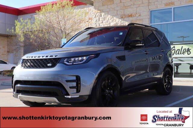 2020 Land Rover Discovery V6 Landmark Edition