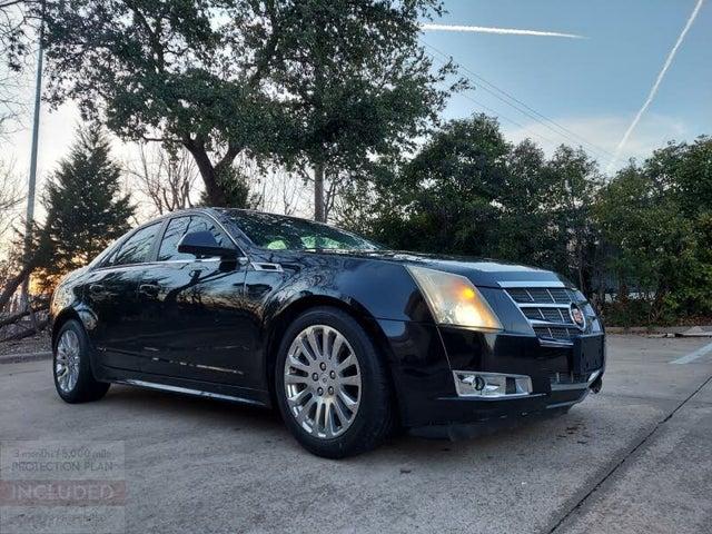 2011 Cadillac CTS 3.0L Performance RWD