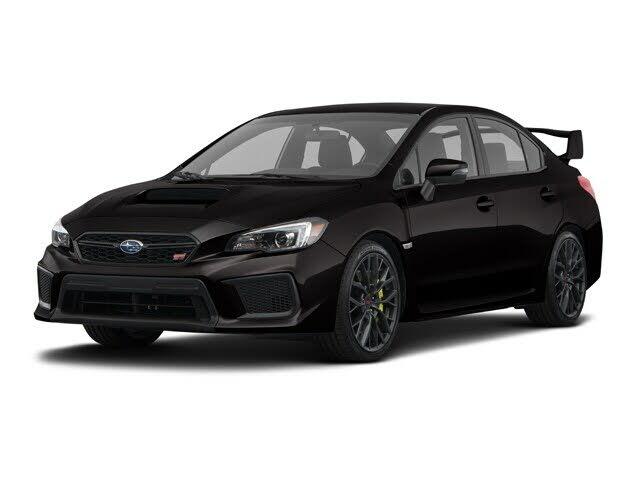 2019 Subaru WRX STI Limited AWD with Wing Spoiler