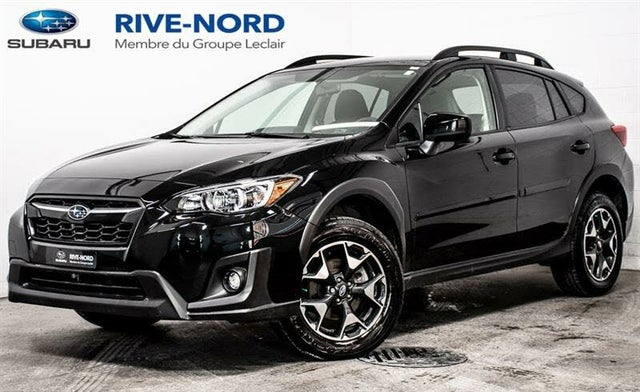 2020 Subaru Crosstrek Touring AWD