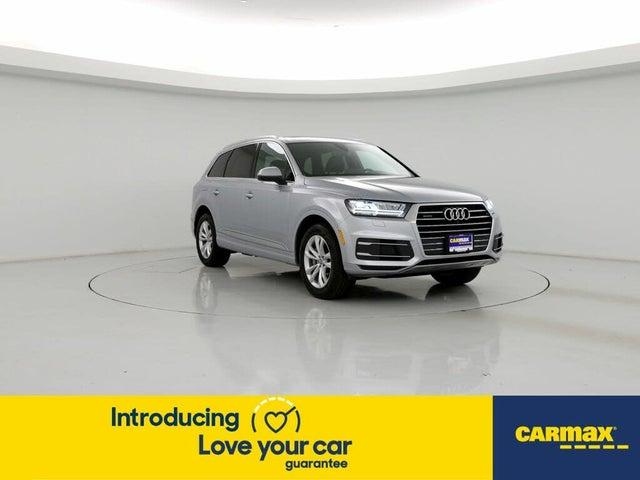 2019 Audi Q7 2.0T quattro SE Premium AWD