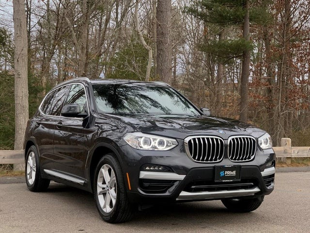 2020 BMW X3 xDrive30e AWD