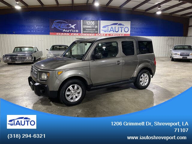 2007 Honda Element EX AWD