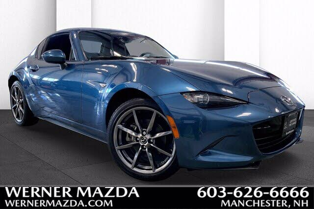 2018 Mazda MX-5 Miata RF Grand Touring RWD