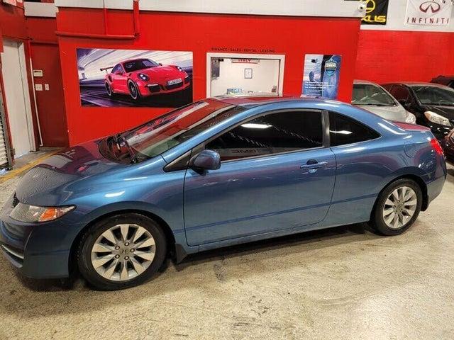 2011 Honda Civic Coupe EX