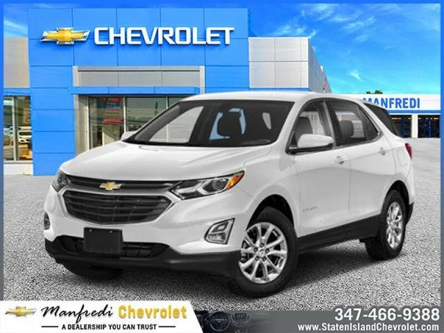 2021 Chevrolet Equinox LT AWD with 1LT